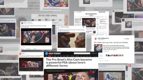 Ad Council: The Love Cam Film by R/GA New York, Tool Of North America