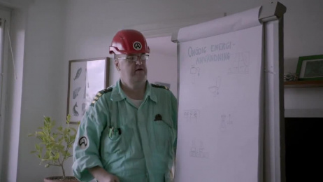 SABO: Meet The Energy Workers Film by Snask Stokholm