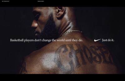Nike: Nike Just Do It 'Dream Crazy', 1 Print Ad by Wieden + Kennedy Portland
