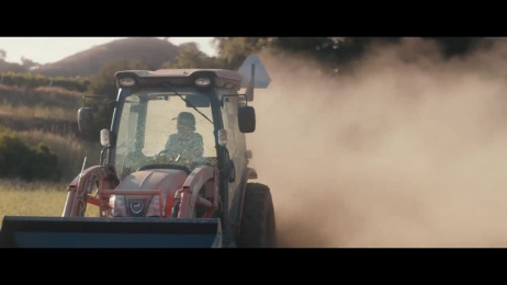 KIOTI Tractor: We'll Treat You Like Dirt [:72] Film by Baldwin&