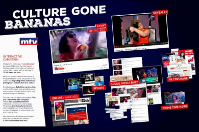 MTV: REVIVE CULTURE Case study by Impact BBDO Beirut