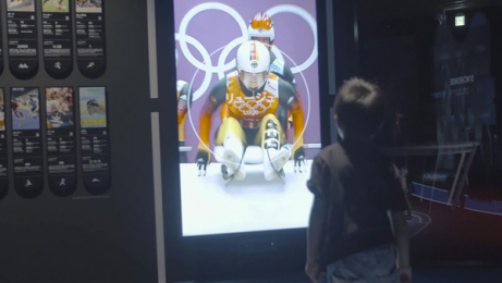 Japan Olympic Museum: Experience olympian greatness Film by Dentsu Inc. Tokyo