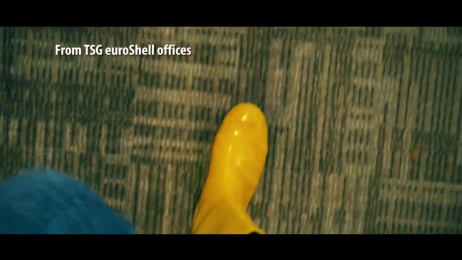 Shell: Forest Film by Handsome Advertising Arad, Handsome Wolf