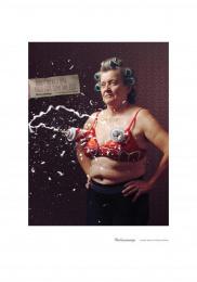 UNDERPINNINGS: KATY Outdoor Advert by Y&R Toronto