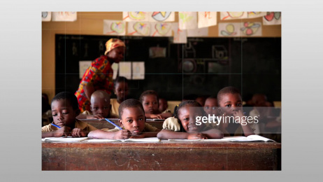 Getty Images: GettyGood Digital Advert by School Of Visual Arts