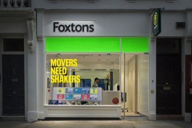 Foxtons: Get Foxtons On It, 6 Outdoor Advert by M&C Saatchi Accelerator