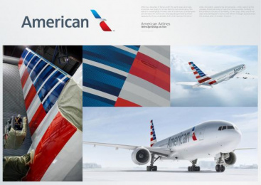 AMR: REINVIGORATING AN AMERICAN ICON Design & Branding by Futurebrand