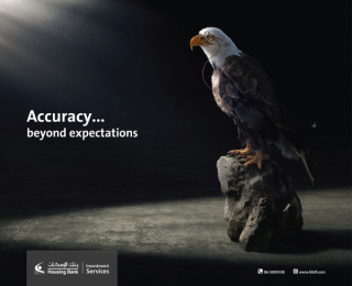 Housing Bank for Trade and Investment: Beyond Expectations: Eagle Outdoor Advert by Adpro Communications