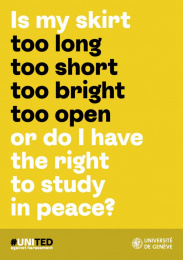 University of Geneva: Too long, too short Print Ad by Cavalcade
