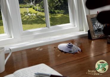 Jelly's Cameras For Kids: Alien Print Ad by Euro RSCG Johannesburg