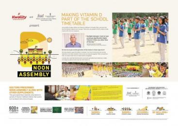 Kwality: Kwality Direct marketing by McCann Health New Delhi