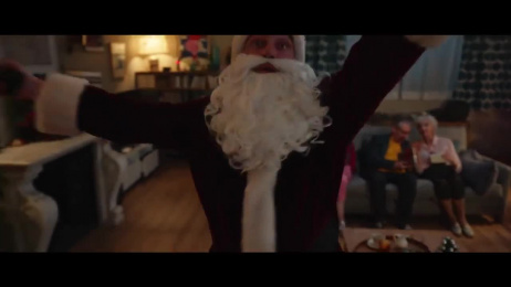 Orange: The Christmas Fever, 1 Film by Iconoclast, Publicis Conseil Paris