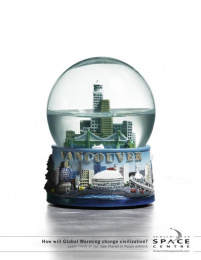 Hr Macmillan Space Center: HR Macmillan Space Center Vancouver Print Ad by Publicis Toronto