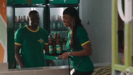 Bock: Drogba! Film by Ginger Pictures, Team collaboration
