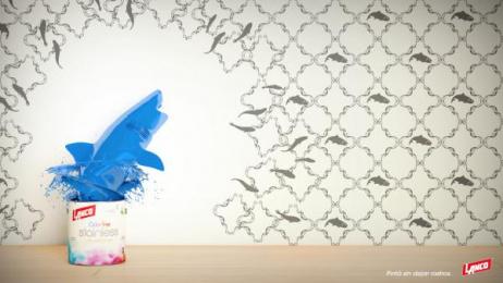 Lanco: Shark Print Ad by Teah 720