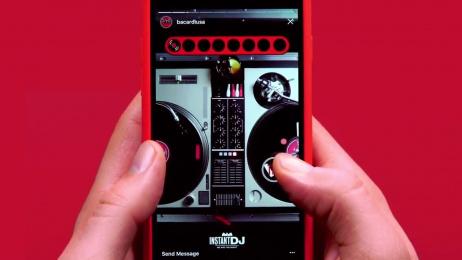 Bacardi: Instant DJ [video] Film by BBDO New York