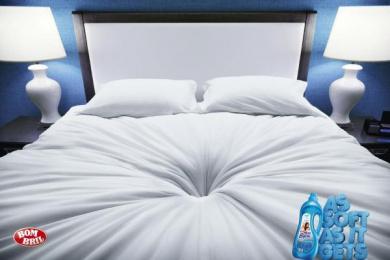 Mon Bijou: As soft as it gets, Bedroom Print Ad by DPZ Sao Paulo