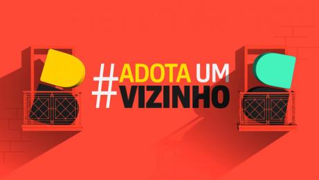 DDB Portugal: #AdoptANeighbor, 3 Digital Advert by Guerreiro DDB Lisbon