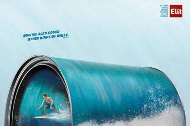 Argalit: Surf Print Ad by Mp Publicidade