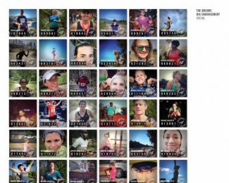 Brooks Running: The Big Endorsement, 8 Digital Advert by Leo Burnett Chicago