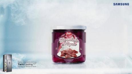 Samsung: Marmalade Print Ad by Athos Santa Cruz