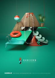 Nobile: Rubicon Print Ad by Saatchi & Saatchi Warsaw