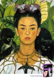 Braun: Frida, 1 Print Ad by Acc Granot Israel