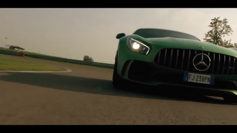 Mercedes-Benz: The Battle Continues Film by Roncaglia & Wijkander
