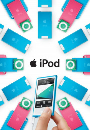 Apple Ipod: BLUEBERRY Outdoor Advert by TBWA\Media Arts Lab Los Angeles