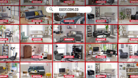 Easy: The Background Catalog Digital Advert by Don