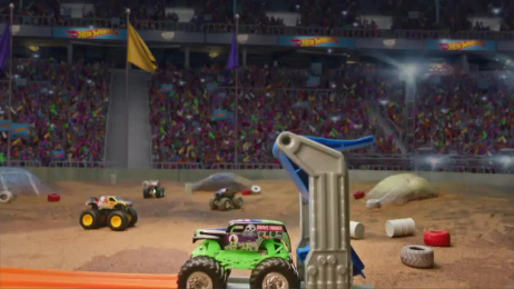 Hot Wheels: Monster Jam Film by The Cavalry