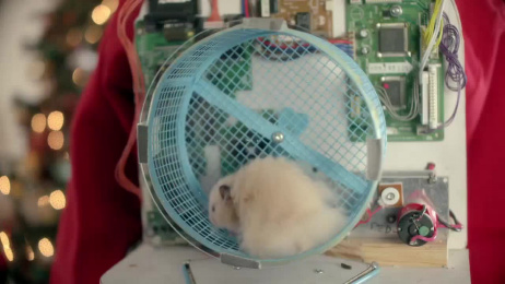 Energizer Max Batteries: Sweater Film by Cap Gun Collective, Nickelodeon Creative Advertising