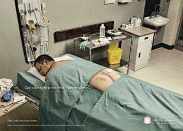 1st For Women Insurance Company: Why We Insure Women, 1 Print Ad by Black River F.C. Johannesburg