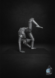MAXIMA PREMIUM 4: Tin Men Print Ad by TBWA\ Nicaragua