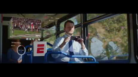 ESPN App: Fan's Best Friend  Film by Big Block, ESPN International