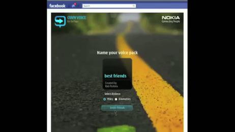 Nokia OVI Maps: Own Voice Case study by Isobar London, Starcut, Wieden + Kennedy