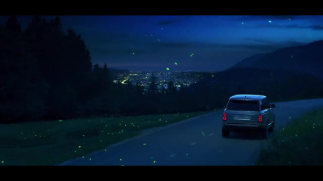 Range Rover: Fireflies Film by 2am Films, Spark 44 London