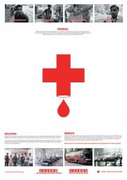 Indian Red Cross Society: Blood Banking [image] 3 Digital Advert by J. Walter Thompson Mumbai