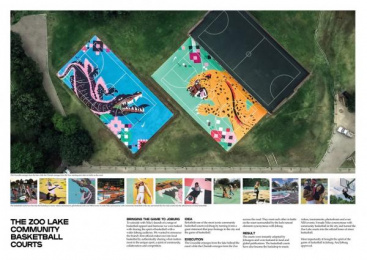 Nike: Nike Outdoor Advert by Futura