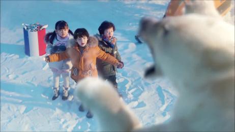 Milkana: Milkana Polar Bear Film by Publicis Shanghai