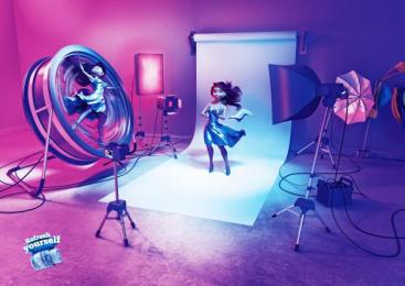 Mentos: Studio Print Ad by Neogama
