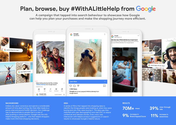 Plan, browse, and buy with a little help from Google - Board
