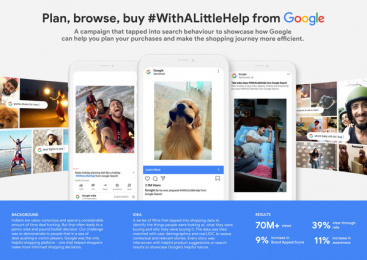 Google: Plan, browse, and buy with a little help from Google - Board Case study by Toaster Singapore