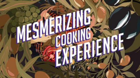 Gastropolis: Cooking Experience, 3 Print Ad by White Rabbit