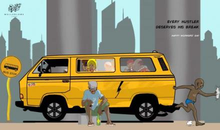 MullenLowe Lagos: MullenLowe Workers' Day Print Ad by Lowe Lintas Lagos