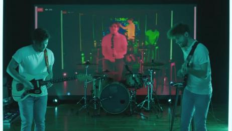 "The Academic: ""Bear Claws"" Facebook Live Performance Film by BBDO New York, BBDO Studios"