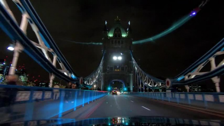 BMW: Dasher cams - Tower Bridge Film by FCB Inferno London