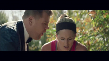 59th GRAMMYs: The Runner Film by Little Minx@rsa, TBWA\Chiat\Day USA