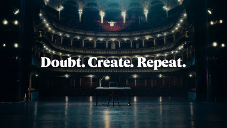 WeTransfer: Doubt. Create. Repeat., 5 Print Ad by Preacher, Noble People, Biscuit Filmworks