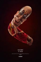 El Universo Newspaper: Boomerang Dalai Lama Print Ad by Estudio Luciano Koenig, Koenig & Partners